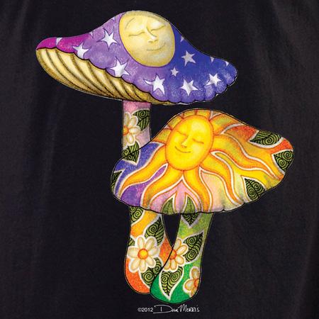 Morris Mushroom Shirt | Celestial