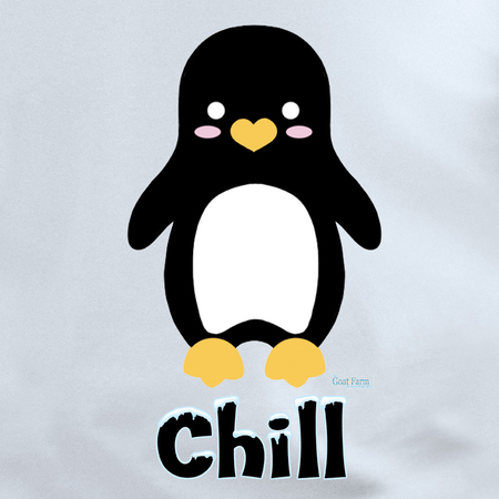 Krisgoat Chill Penguin Shirt | LOL!!!