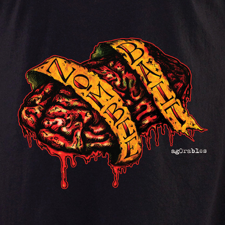 Agorables Zombie Bait Shirt | T-Shirts and Hoodies