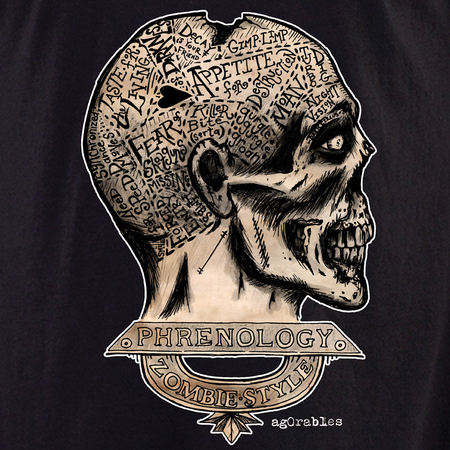 Agorables Zombie Phren Shirt | Agorables