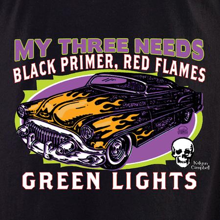 Kalynn's 3 Needs shirt | Retro