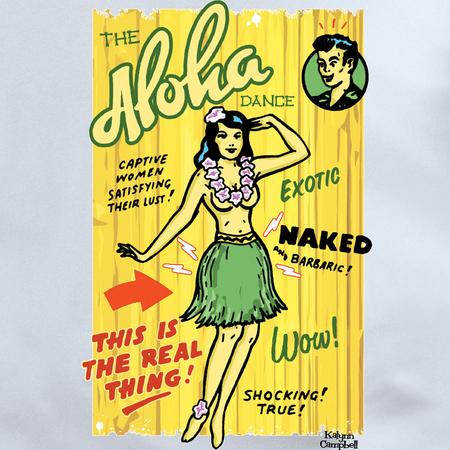 Kalynn's Aloha shirt | T-Shirts