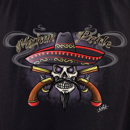 Iovino Mexican Pride shirt | Latino