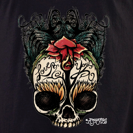 Agorables Love Skull shirt | Agorables