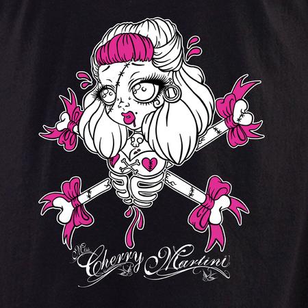Miss Cherry Martini Trash Dolls V2 shirt | T-Shirts and Hoodies