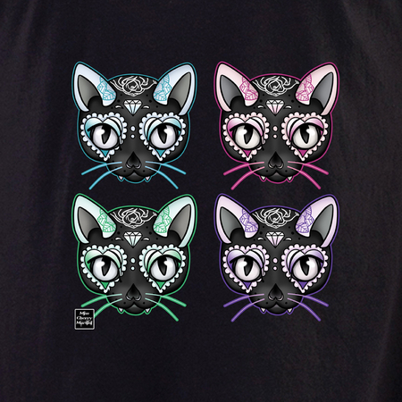 Miss Cherry Martini Cats shirt | Trend