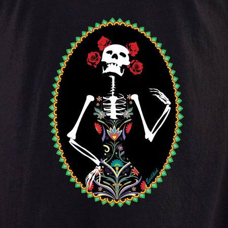 Evilkid Catrina Shirt | Evilkid