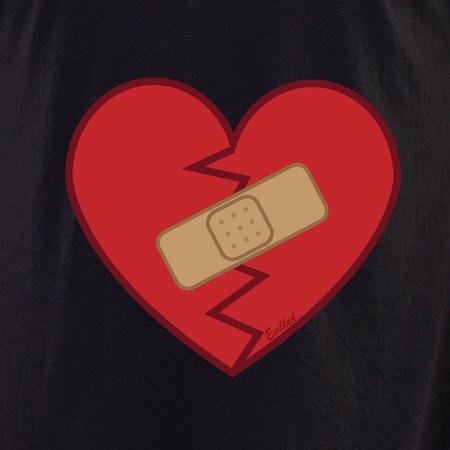 Evilkid healed heart shirt | Evilkid