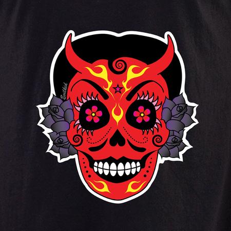 Evilkid La Diablita Shirt | Latino