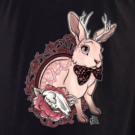 Cherry Martini bunny tattoo shirt | Fairies and Fantasy