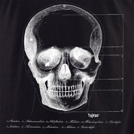 Skeleton 2 Shirt | The Very Latest Shirts, Totes and Button Boxes!!