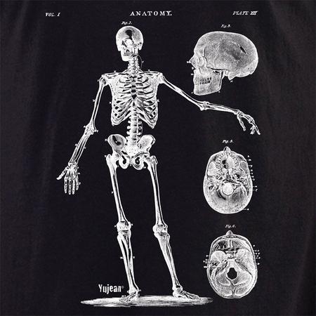 Skeleton 7 Shirt | T-Shirts