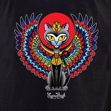 Sunny Buick Bast Goddess shirt | T-Shirts