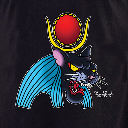 Sunny Buick Panther God shirt | The Very Latest Shirts, Totes and Button Boxes!!