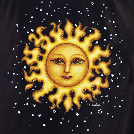 Dan Morris Starry Sun 2 Shirt | T-Shirts