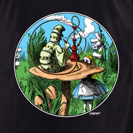 Smokin' Alice Shirt | T-Shirts