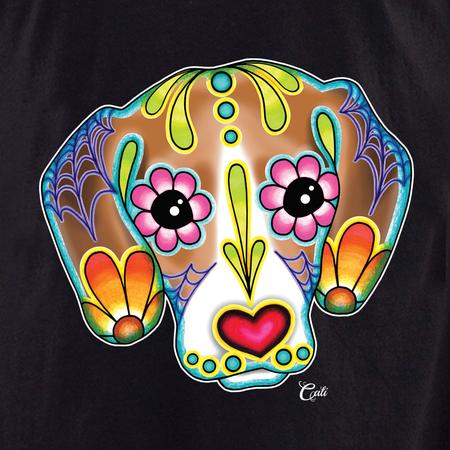 Cali Beagle Shirt | T-Shirts