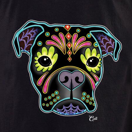 Cali Boxer Black Shirt | T-Shirts