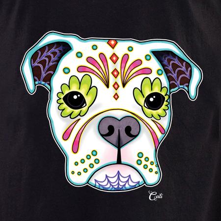 Cali Boxer White Shirt | T-Shirts