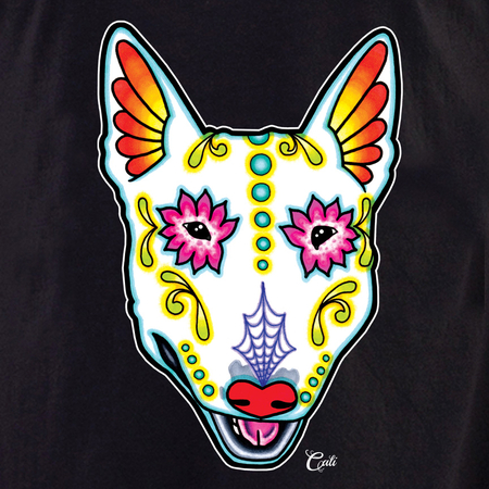 Cali Bull Terrier Shirt | T-Shirts
