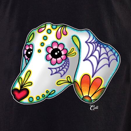 Cali Dachshund Shirt | T-Shirts