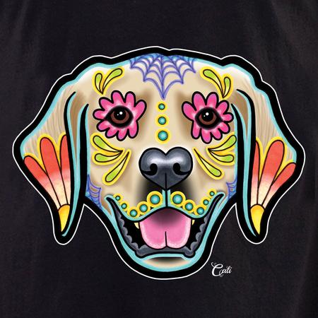 Cali Golden Retriever Shirt | T-Shirts