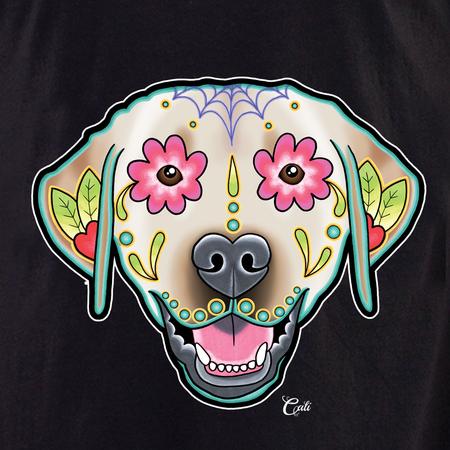 Cali Labrador Yellow Shirt | T-Shirts