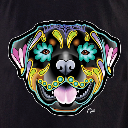 Cali Rottweiler Shirt | T-Shirts and Hoodies