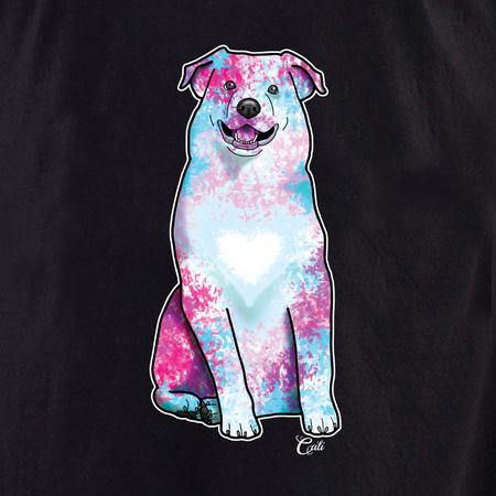 Cali Australian Shepherd Shirt | Hippie