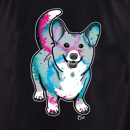 Cali Corgi Shirt | T-Shirts