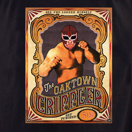 High Art Studios Oaktown Crippler T-shirt | T-Shirts