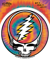 Grateful Dead Steal Your Tie Dye Sticker