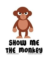 Show Me The Monkey Sticker