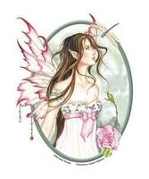 Nene's Morning Dew Fairy Sticker