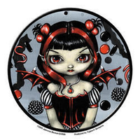 CLOSEOUT: Jasmine's Licorice Fairy Sticker