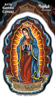 Do Not Grieve: The Virgin de Guadalupe Sticker