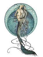 CLOSEOUT: Mystic Mermaid Sticker