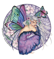 CLOSEOUT: Jasmine Fairy Sticker