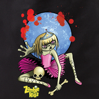 Zombie Kid Vanessa Tote Bag