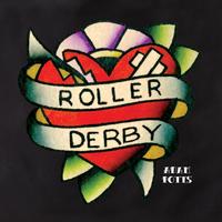 Adam Potts Roller Derby Tote Bag