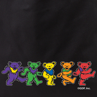 Grateful Dead Bears Tote Bag