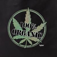 100% organic tote