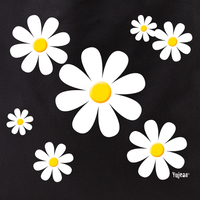 daisies tote