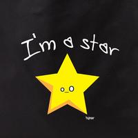 i'm a star tote