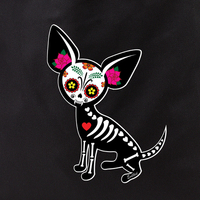 Evilkid Chihuahua Muerta Tote