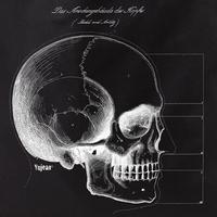 Skull Profile Tote