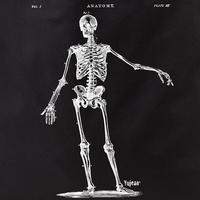 Skeleton Tote