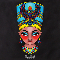 Sunny Buick Nefertiti Tote
