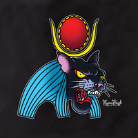 Sunny Buick Panther God Tote