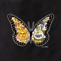 Dan Morris Chariot Butterfly Tote